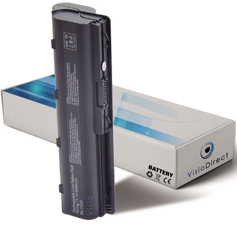 Batterie type HSTNN-Q51C 8800m...