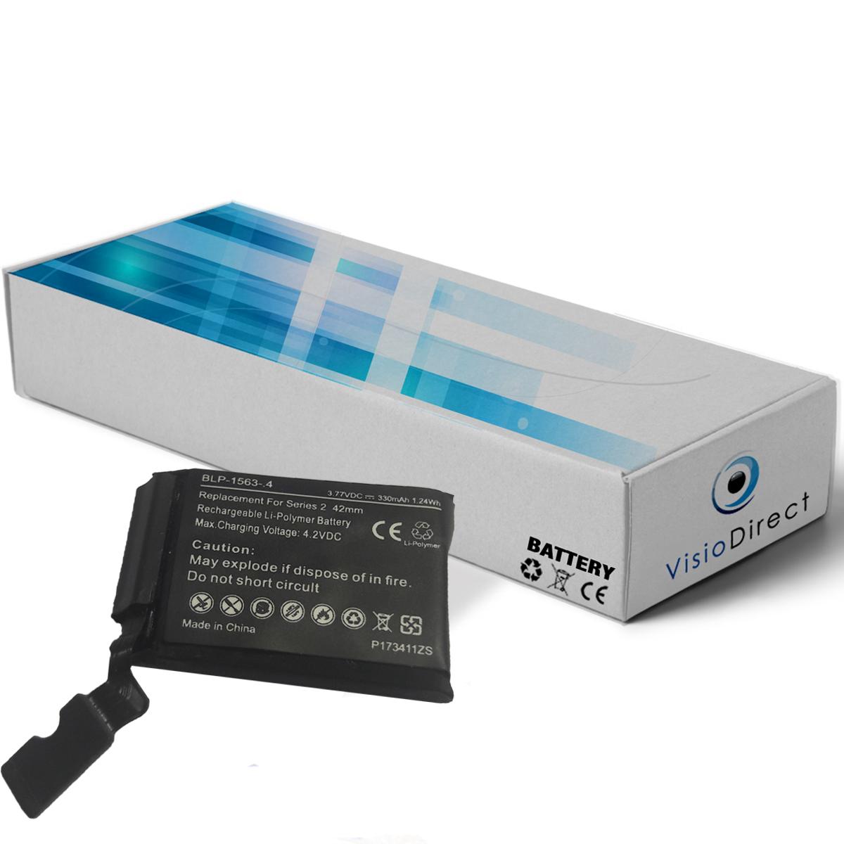 Batterie pour Apple Watch Seri...