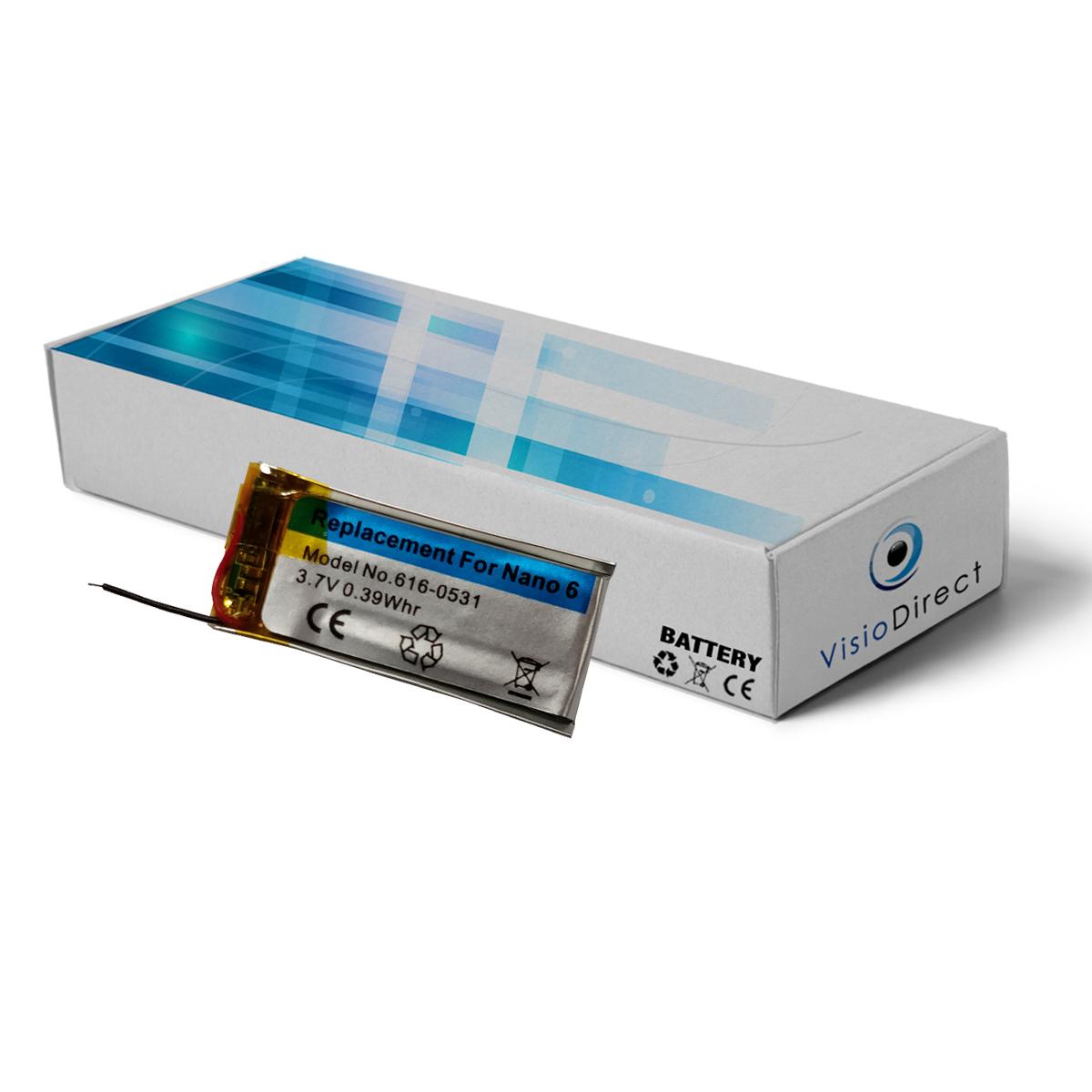 Batterie interne compatible po...
