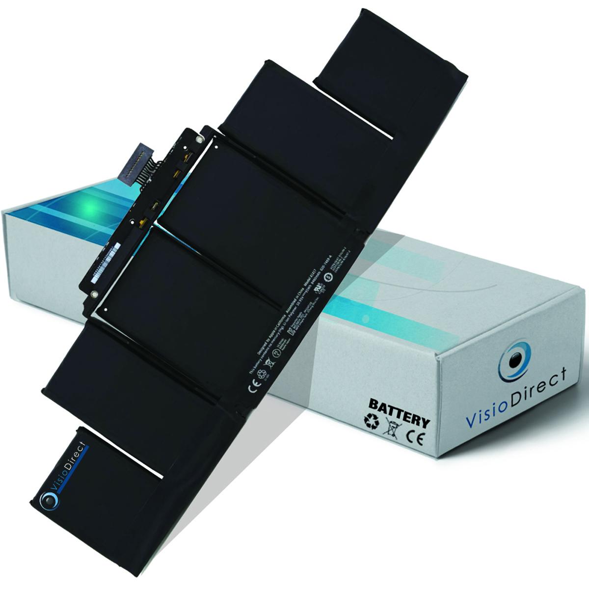 Batterie compatible avec MacB...