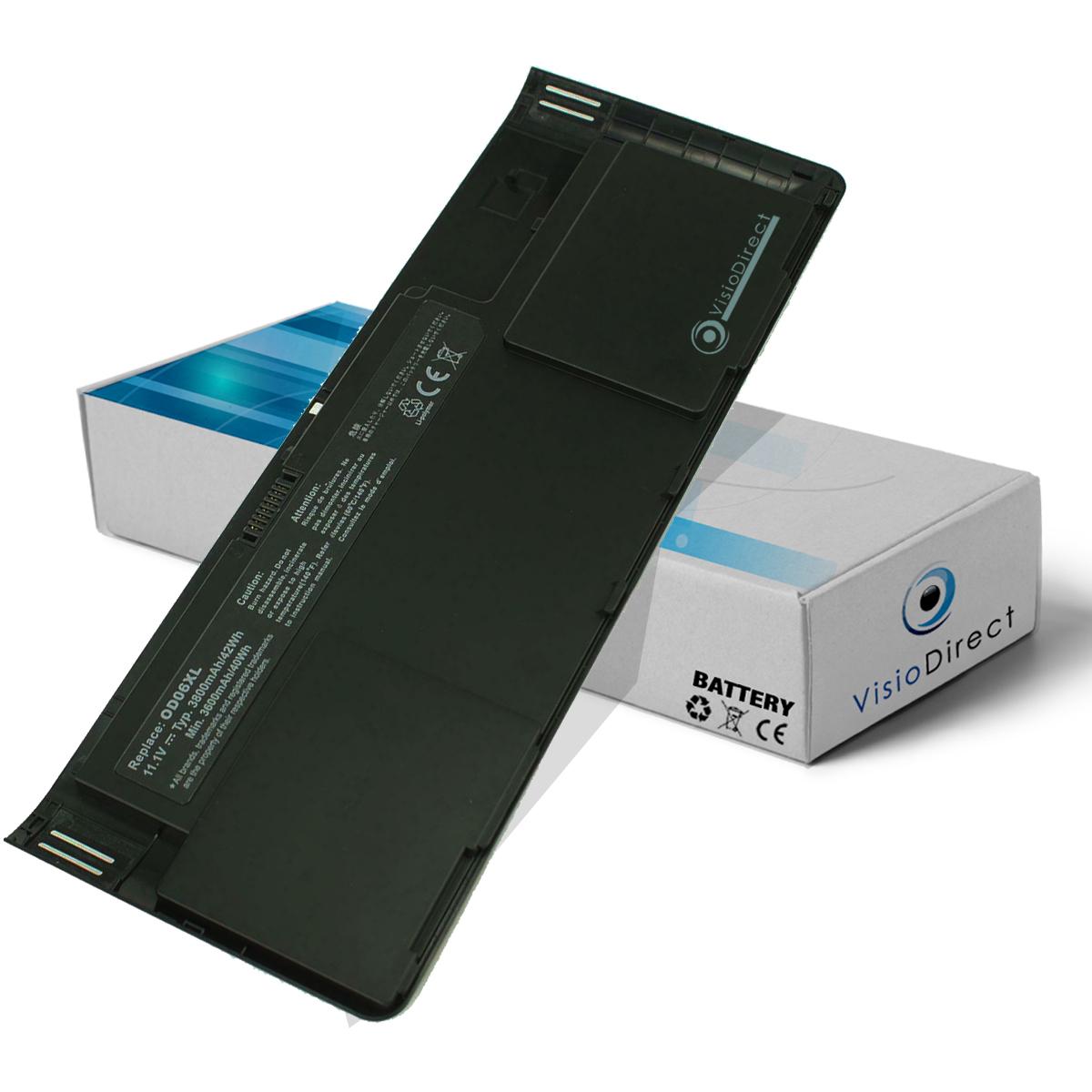 Batterie compatible avec HP El...