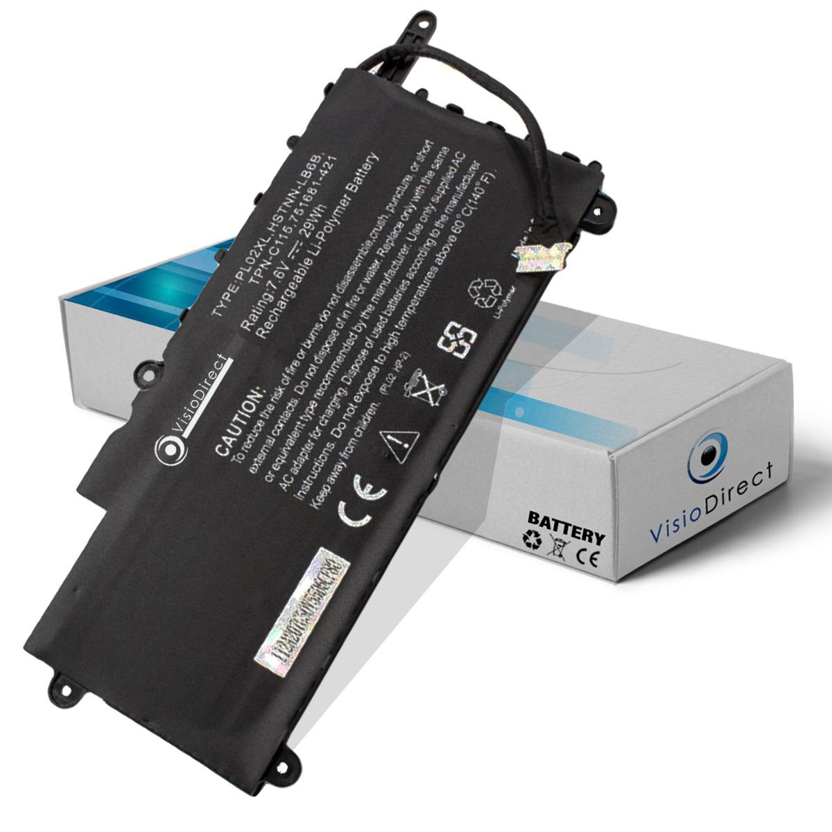 Batterie compatible avec HP PA...