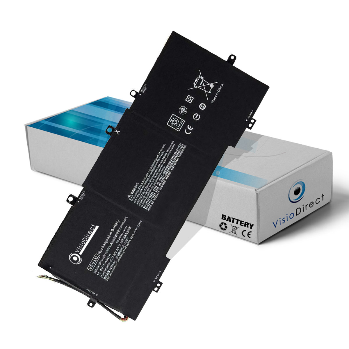 Batterie compatible avec Hp En...