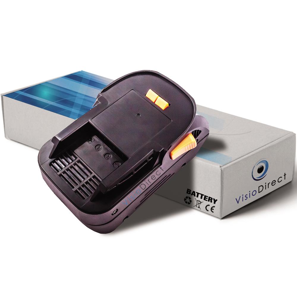 Batterie pour RIDGID R840084 p...