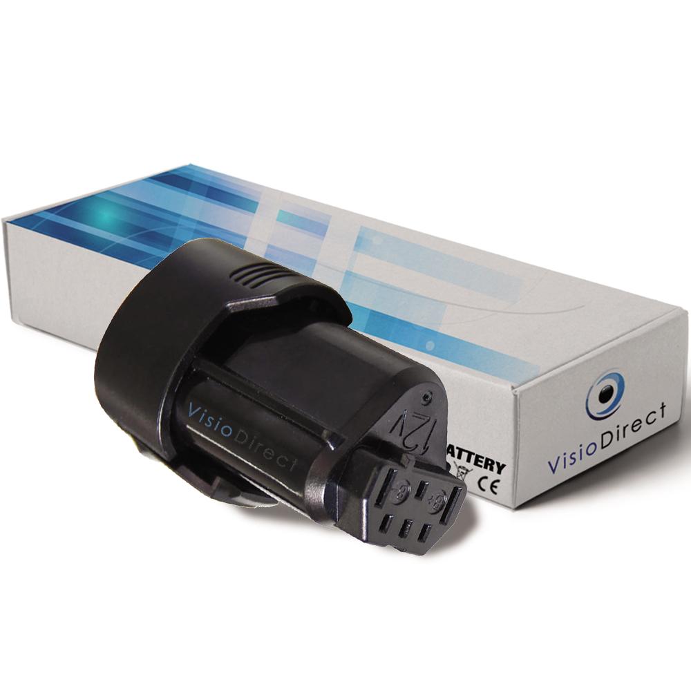 Batterie pour AEG BLL12C lampe...
