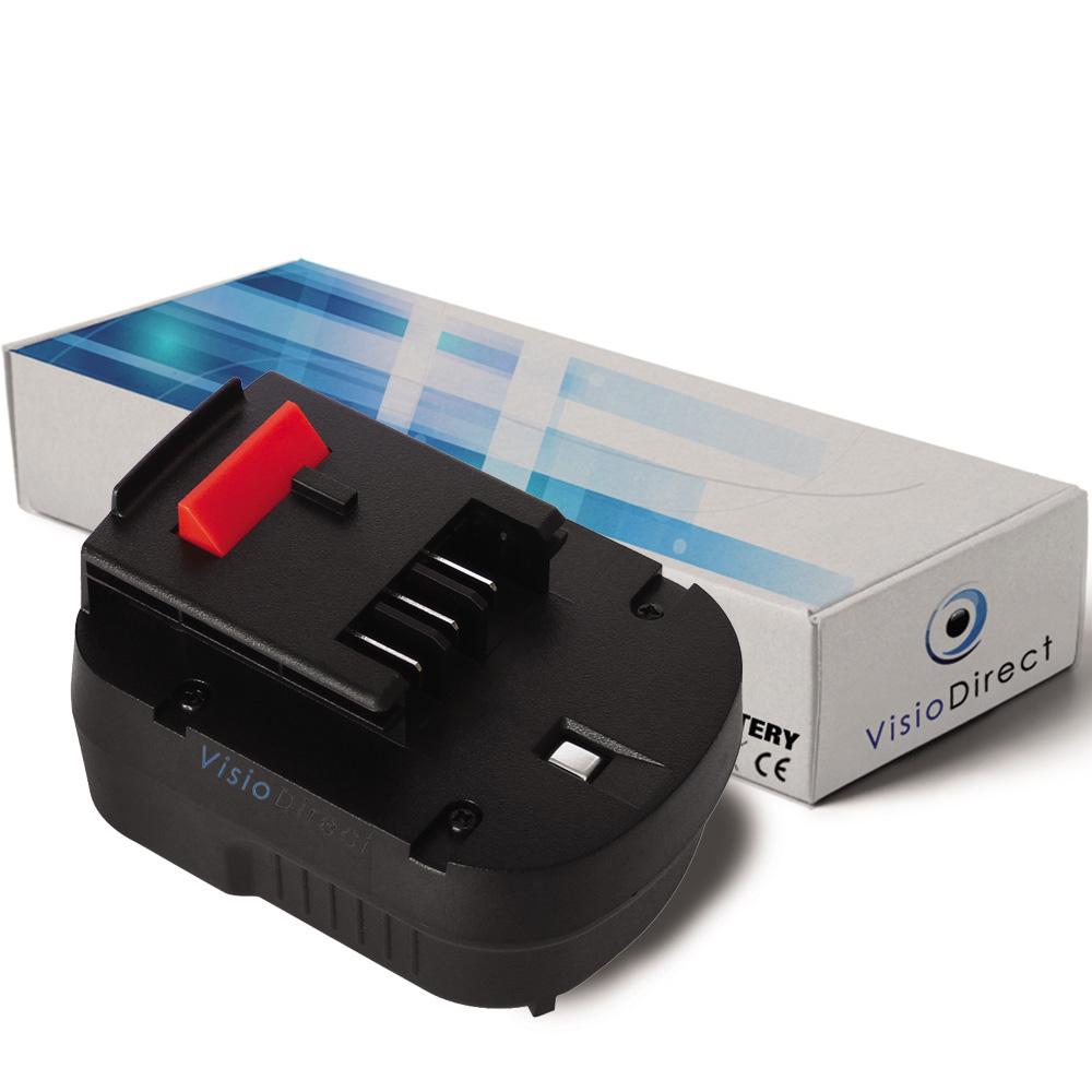 Batterie pour Black et Decker ...