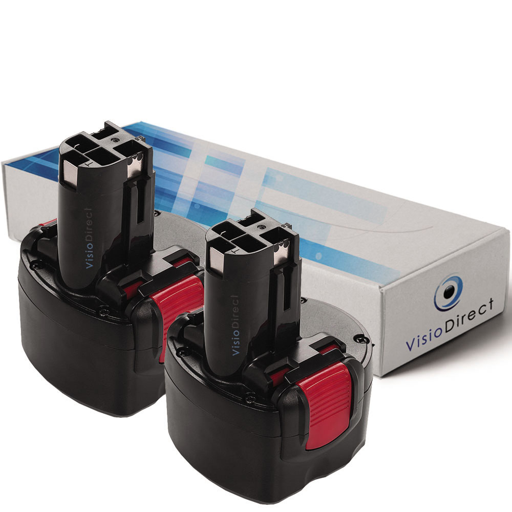 Lot de 2 batteries type 260733...