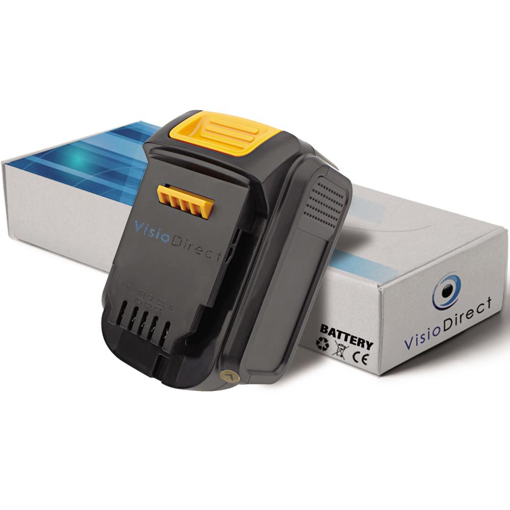 Batterie type DCB142-XJ pour D...