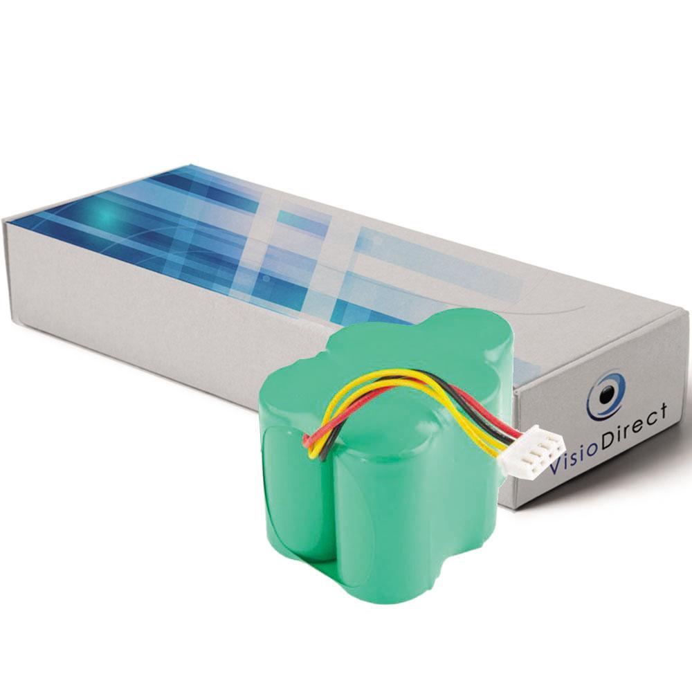 Batterie pour Ecovacs Deebot D...