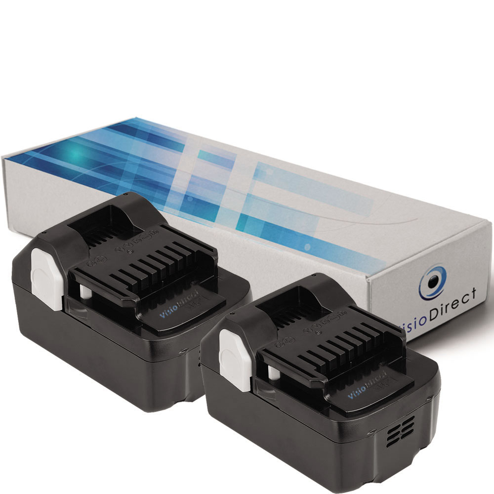 Lot de 2 batteries type 330067...