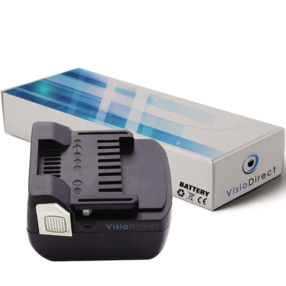 Batterie pour Hitachi C 14DYSL...