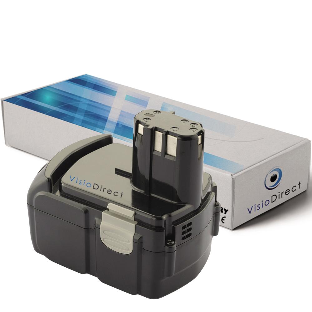 Batterie pour Hitachi WH14DMRL...