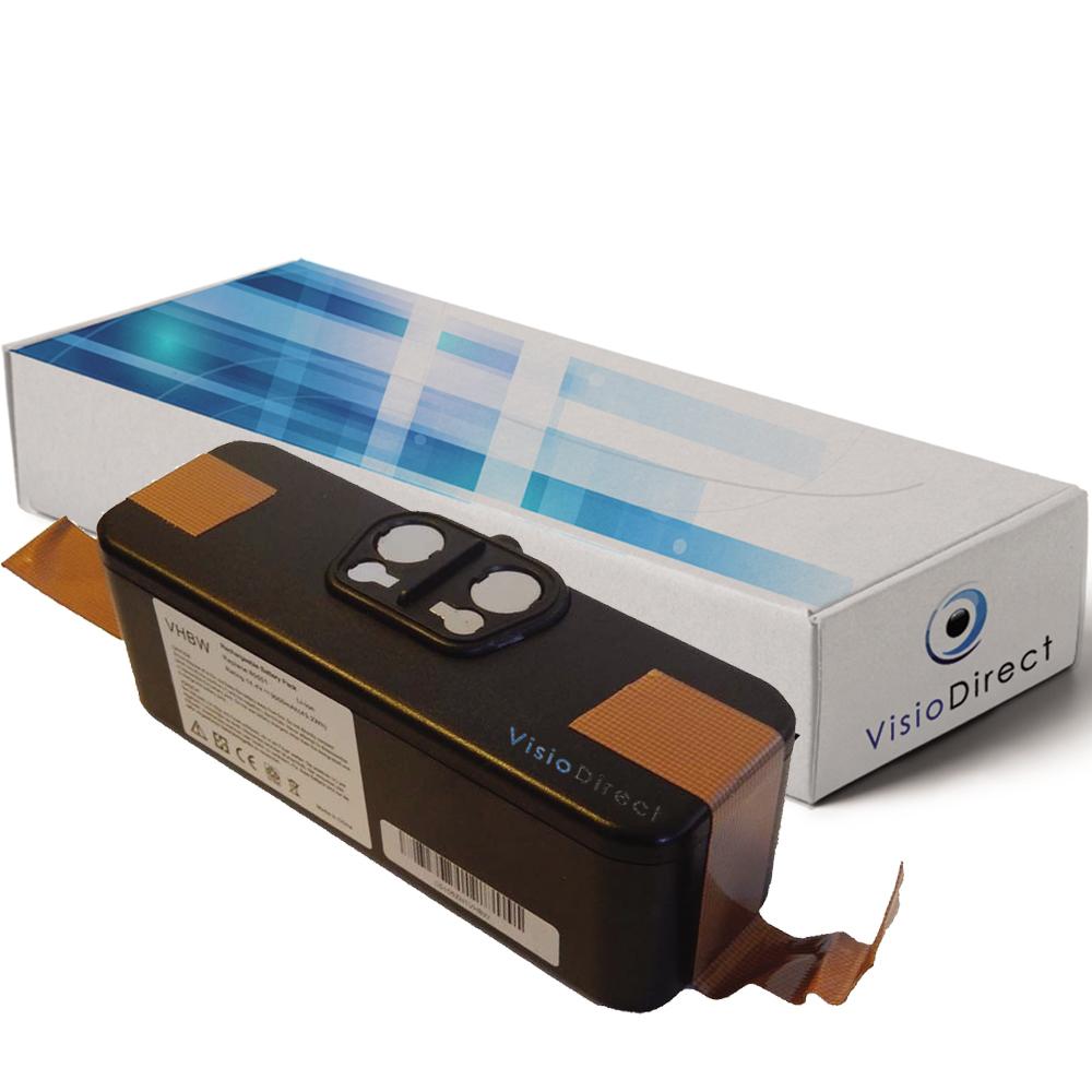 Batterie pour iRobot Roomba 58...
