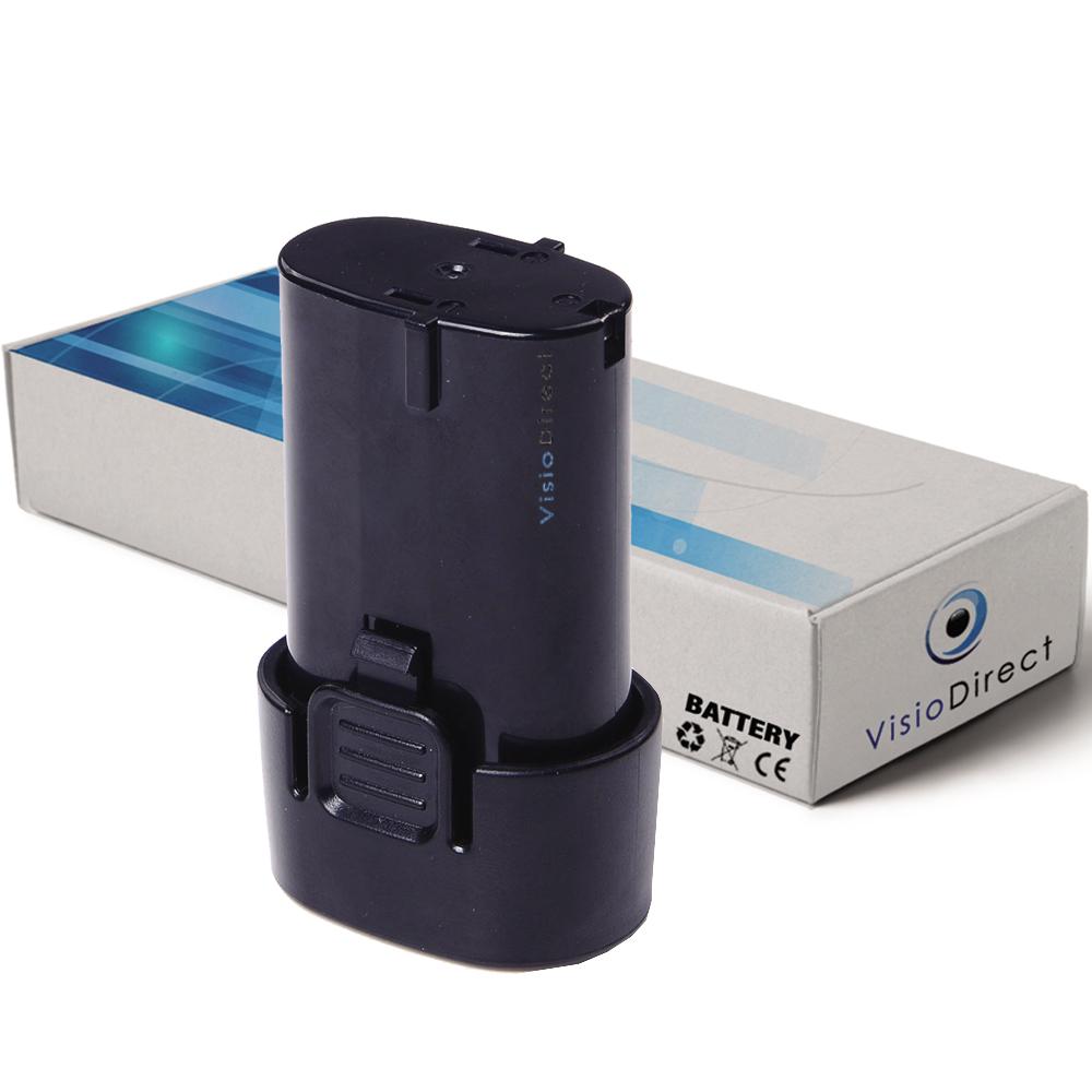 Batterie pour Makita TD021DZW ...