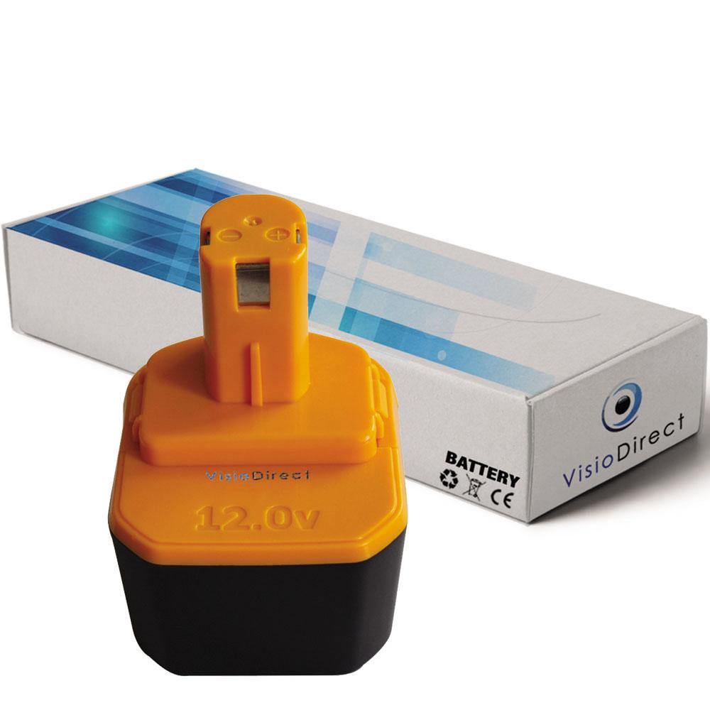 Batterie pour Ryobi HP1201M pe...