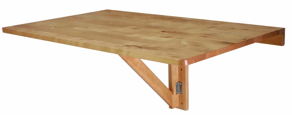 table amovible noyer en pin massif 800 x 56 490 x 350 mm ebay. Black Bedroom Furniture Sets. Home Design Ideas