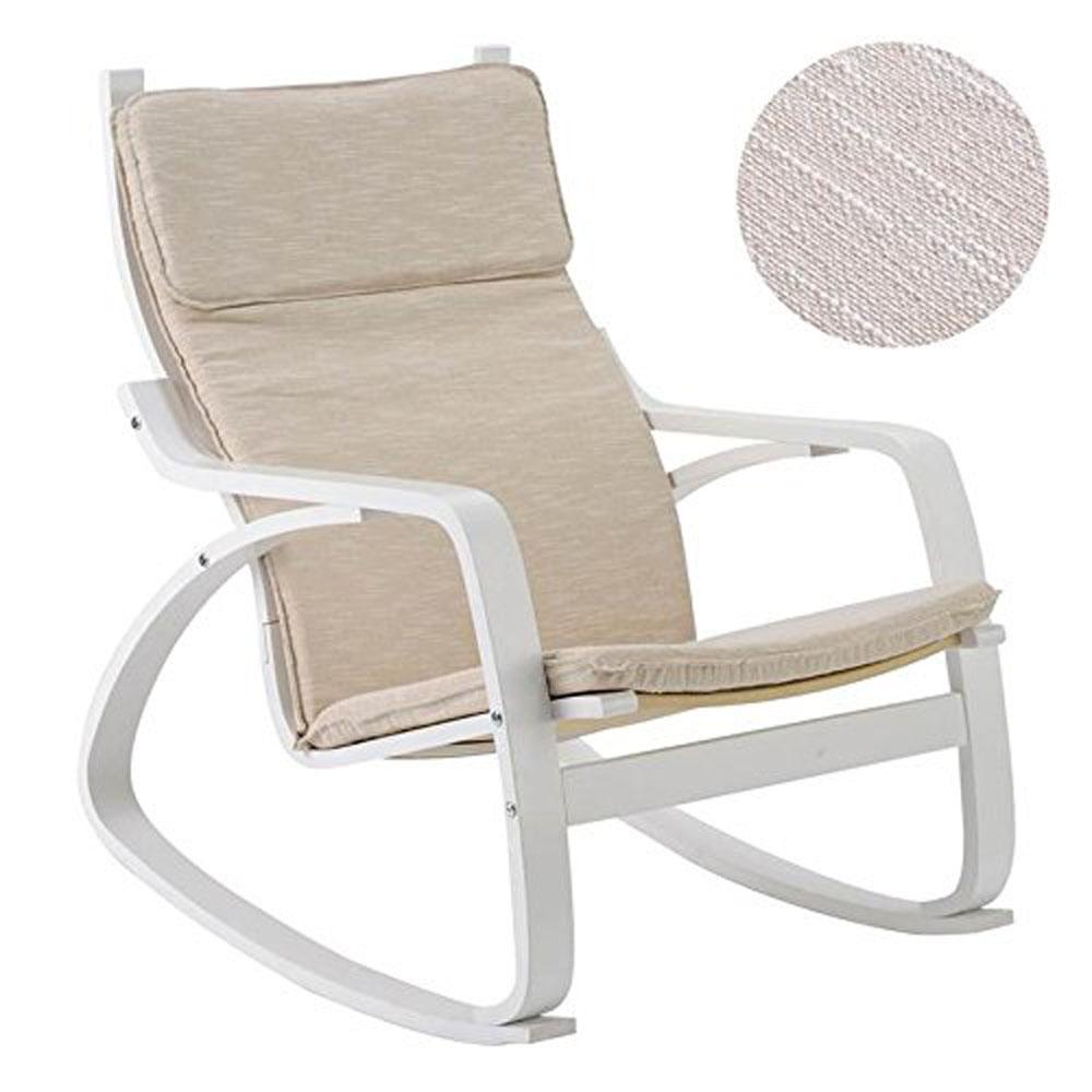 coussin pour rocking chair confortable valdiz. Black Bedroom Furniture Sets. Home Design Ideas