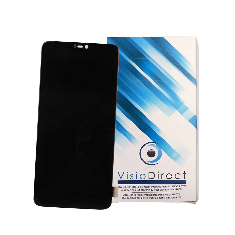 Ecran pour OnePlus 6T 6.4 Noir...
